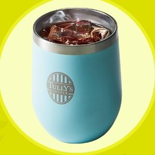 タリーズコーヒー(TULLY'S COFFEE)の新品 タリーズコーヒー ステンレスタンブラー マグカップ 保冷(タンブラー)