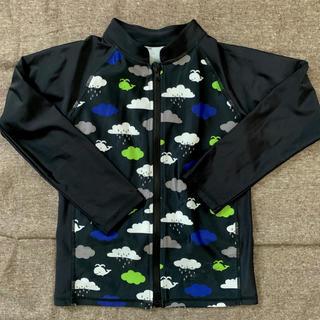 エフオーキッズ(F.O.KIDS)のラッシュガード 120  男の子 長袖(水着)