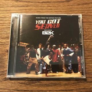 【YOU GOT SERVED [CD]】EICP-404(映画音楽)