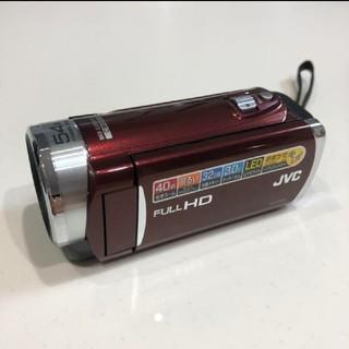 ケンウッド(KENWOOD)のVictor・JVC GZ-E265-R ビデオカメラ(ビデオカメラ)
