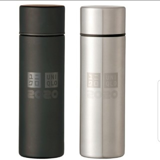 ユニクロ(UNIQLO)の【新品未使用】UNIQLO ユニクロ ステンレスボトル(タンブラー)