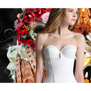 ブルーム(BLOOM)の【美品です】袋あり。bridal bloom ブライダルインナー(ブライダルインナー)