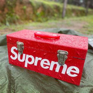 シュプリーム(Supreme)のsupreme ツールボックス(工具/メンテナンス)