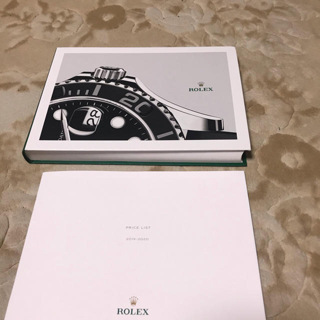 ROLEX(ロレックス)のロレックス カタログ 2019-2020  メンズの時計(その他)の商品写真