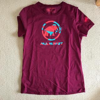 マムート(Mammut)のMAMMUT マムート TシャツS(Tシャツ(半袖/袖なし))