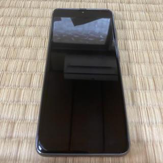 エーユー(au)のSIMロック解除済み Galaxy A20 au(スマートフォン本体)