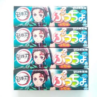 ユーハミカクトウ(UHA味覚糖)のぷっちょ 4個セット まとめ(菓子/デザート)