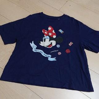 ユニクロ(UNIQLO)のユニクロ UNIQLO UT ミッキー Tシャツ レディース(Tシャツ(半袖/袖なし))