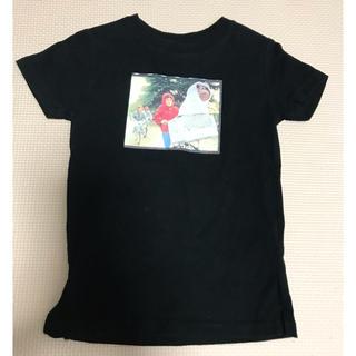 マウジー(moussy)のmoussy E.T. コラボTシャツ 100(Tシャツ/カットソー)
