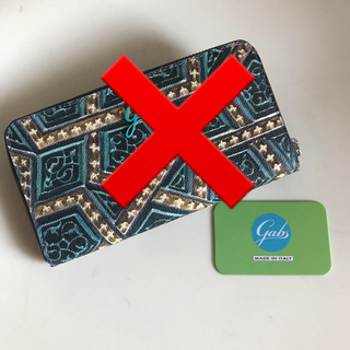 ドルチェアンドガッバーナ(DOLCE&GABBANA)の新品ガブス長財布(財布)