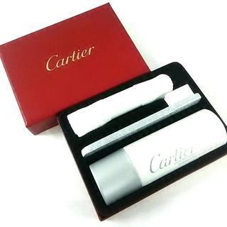 カルティエ(Cartier)のカルティエ 小物新品同様  - 白×シルバー(その他)