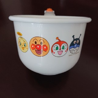 アンパンマン(アンパンマン)のアンパンマン  手桶  お風呂(お風呂のおもちゃ)
