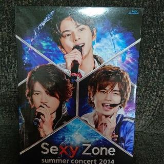 セクシー ゾーン(Sexy Zone)のSexy Zone summer concert 2014(初回限定盤     (ミュージック)