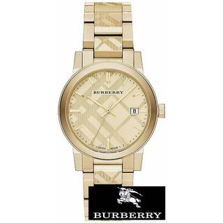 バーバリー(BURBERRY)のBURBERRY バーバリー メンズ腕時計 The City (シティ) ゴール(腕時計(アナログ))