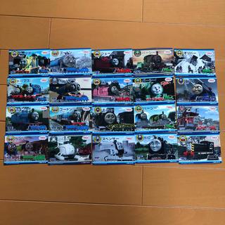 コナミ(KONAMI)のトーマスカード ぼくのでんしゃシリーズ きかんしゃトーマス トーマス&フレンド(電車のおもちゃ/車)