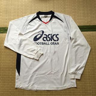 アシックス(asics)のasics サッカーシャツ 長袖(Tシャツ/カットソー(七分/長袖))