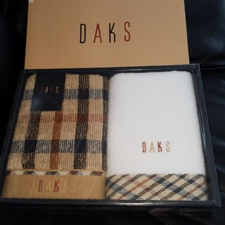ダックス(DAKS)のDAKS フェイスタオル(タオル/バス用品)