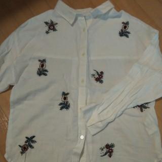 ザラ(ZARA)のZARAkidsチェックシャツ二枚セット(ブラウス)