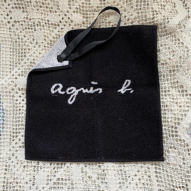 agnes b.(アニエスベー)のアニエスベー タオルハンカチ レディースのファッション小物(ハンカチ)の商品写真