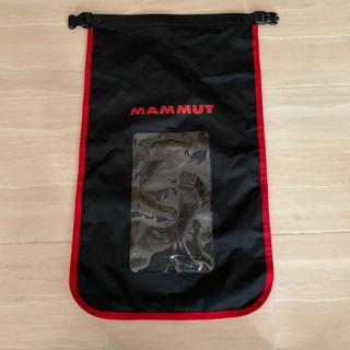 マムート(Mammut)のマムート ドライバッグ 5L 防水パック アウトドアピロー ドライサック(登山用品)