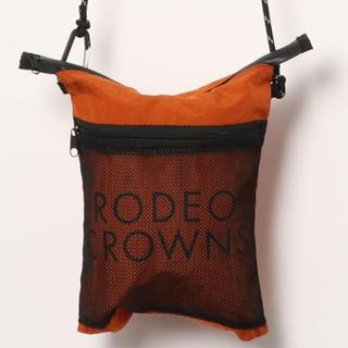 ロデオクラウンズワイドボウル(RODEO CROWNS WIDE BOWL)のRODEO☆サコッシュ(ショルダーバッグ)