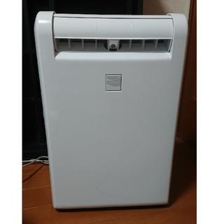 ミツビシ(三菱)の三菱 衣類乾燥 除湿器 (MJ-M100PXW, 2019年製)(加湿器/除湿機)