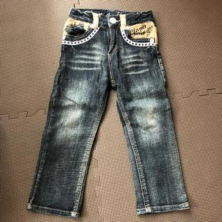BLACKSPAIK/ジーパン/子供服/90cm(パンツ/スパッツ)