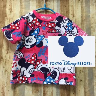 Disney - 東京ディズニーリゾート  パーク内販売  子供Tシャツ サイズ80cm