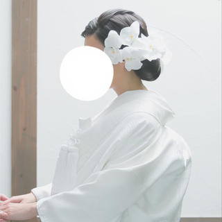 胡蝶蘭 ヘッドドレス(ヘッドドレス/ドレス)