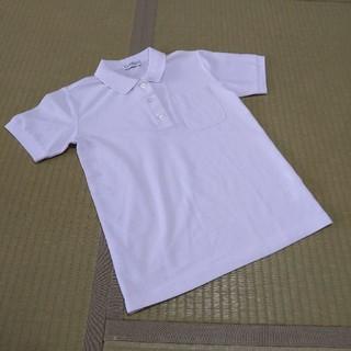 シマムラ(しまむら)のmiya様購入予定★ポロシャツ 白 サイズ140 法事、発表会、式典などに(ドレス/フォーマル)