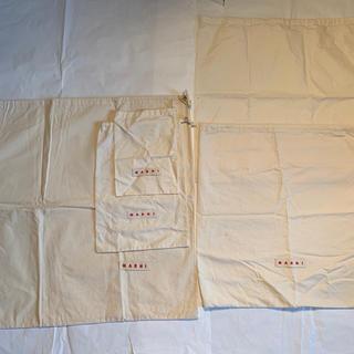 マルニ(Marni)のMARNI 保存袋 ✖️5枚(ショップ袋)