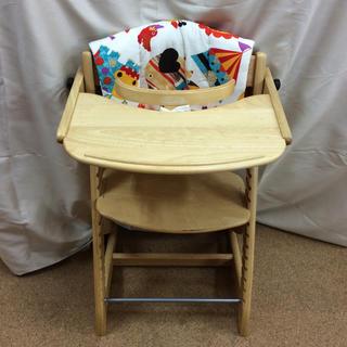 ヤマトヤ(大和屋)の大和屋 すくすくチェアEN テーブル&ガード付き 02MU0721019(その他)