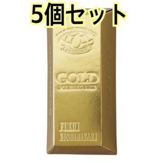 ゴールドバー型のお米 5個セット(食品)(低額食品)(米/穀物)