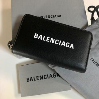 バレンシアガ(Balenciaga)の新品未使用 BALENCIAGA バレンシアガ 小銭入れ コインケース 黒 (コインケース/小銭入れ)