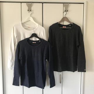 ハリウッドランチマーケット(HOLLYWOOD RANCH MARKET)のハリウッドランチマーケット Tシャツ 3枚セット(Tシャツ/カットソー(七分/長袖))