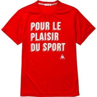 ルコックスポルティフ(le coq sportif)の(新品)le coq sportif  Tシャツ(Tシャツ/カットソー(半袖/袖なし))