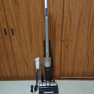 アイリスオーヤマ(アイリスオーヤマ)のキングダム様専用 充電式掃除機 IC-SLDCP9 ゴールド アイリスオオヤマ(掃除機)