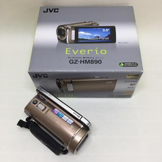 ケンウッド(KENWOOD)のJVCケンウッド JVC 64GBハイビジョンメモリームービー(ビデオカメラ)