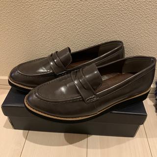 ナノユニバース(nano・universe)のプラットフォームローファー(ローファー/革靴)