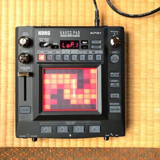 コルグ(KORG)のKORG kaoss pad kp3+(DJエフェクター)