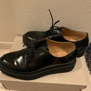 ジーナシス(JEANASIS)のプレーントゥーシューズ ドレスシューズ(ローファー/革靴)