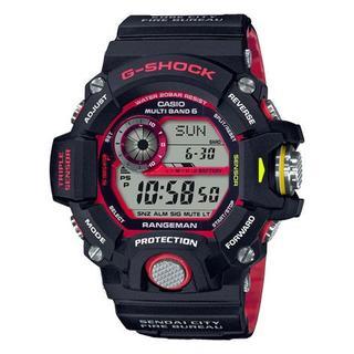 ジーショック(G-SHOCK)のG-SHOCK GW-9400NFST-1AJR 緊急消防援助隊(腕時計(デジタル))