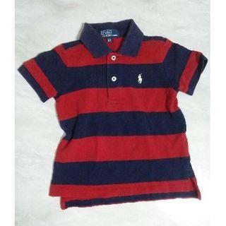 ポロラルフローレン(POLO RALPH LAUREN)のキッズベビーラルフローレンポロシャツ (Tシャツ)