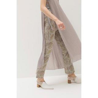 トゥデイフル(TODAYFUL)のleinwande  Garden Knitted Trousers(カジュアルパンツ)