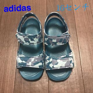 アディダス(adidas)のアディダス キッズサンダル(その他)