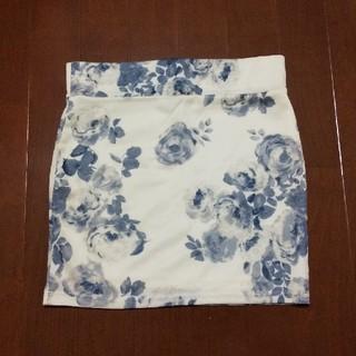 GRL - 花柄 ミニスカート