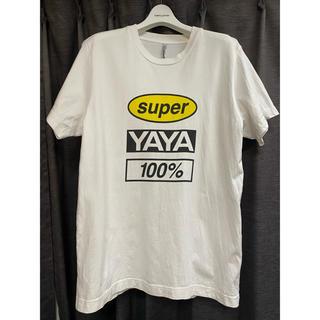 ジョンリンクス(jonnlynx)のsuperYAYA100%TシャツMサイズ(Tシャツ(半袖/袖なし))