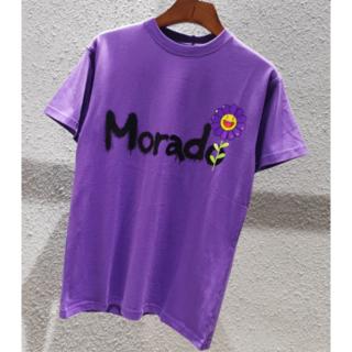 シュプリーム(Supreme)の村上隆×J BALVINコラボ スプレーペイント Tシャツ(Tシャツ(半袖/袖なし))