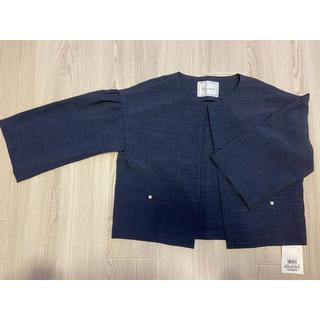 クチュールブローチ(Couture Brooch)の〈タグ付き新品・未使用✨〉 Couture Brooch サマージャケット(ノーカラージャケット)