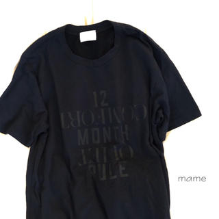 マメ(mame)の美品◎ mame ENFORD ACNE MSGM ROKU6 phenny (Tシャツ(半袖/袖なし))